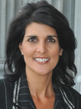 NIKKI HALEY: New Wave Of Indian American Politicians « Sherryn Daniel ...