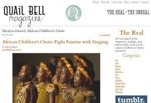 quail bell magazine