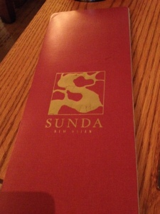 I can see why Sunda has rave reviews. They actually make palatable sushi!