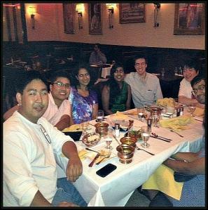 Everyone loves Buhkara Restaurant in Rockville