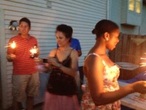 July 4th in Rockville, MD