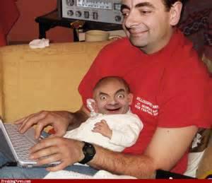 My favorite Mr. Bean meme