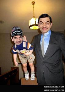 Random but Mr. Bean memes are stupidly hilarious!