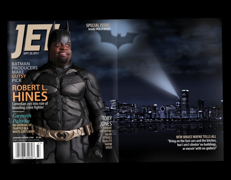 Robert L. Hines as Batman