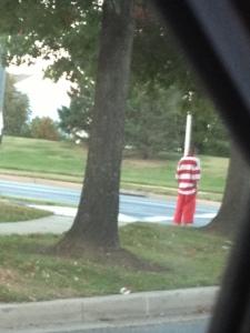 I found Waldo the other day...