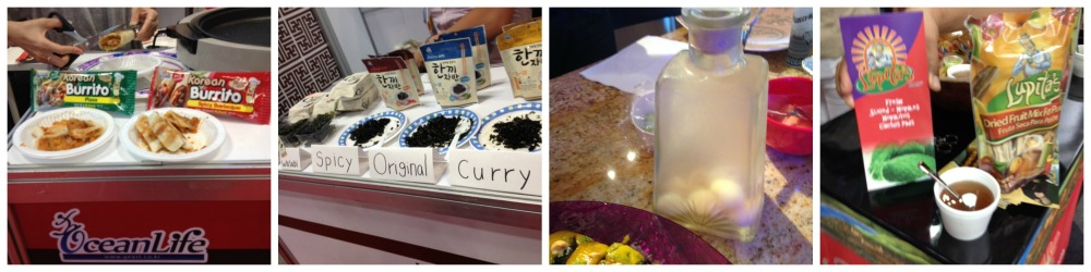Fancy Food Show Collage part 3