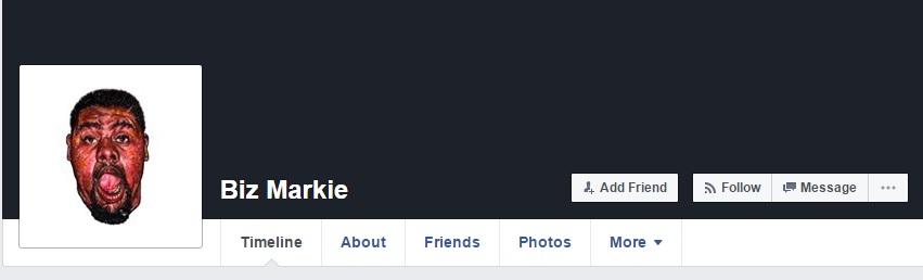 Biz Markie unfriended me on Facebook