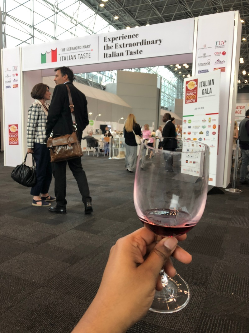 fancy food show 2 wine